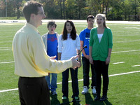 Fall Choir Practice by Amy Rosenberg